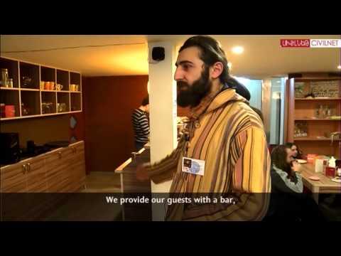 Hidden Yerevan: The Anti-Cafe | Թաքնված Երևան: Անտիկաֆե