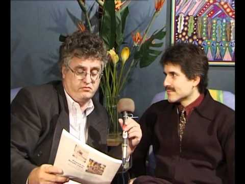 Andrew Cohen 1998 with Luc Sala