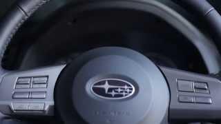 Subaru EyeSight® - Controls and Information Display   Subaru Australia