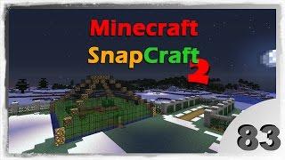 Minecraft SnapCraft 2 - [83] Szklarnia!