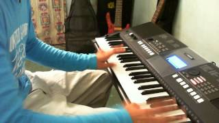 victor manuelle si tu me besas piano