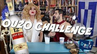 Athens vs Sparta | Ouzo Drinking Challenge