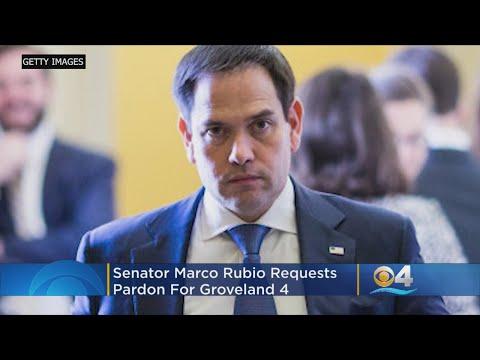 Senator Marco Rubio Requests Pardon For Groveland 4