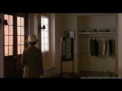 Meryl Streep - Out of Africa - Deleted Scenes - Part 1 of 2