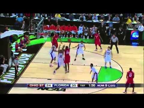 2007 NCAA Men's Basketball Championship Game: Florida Gators vs. Ohio State Buckeyes