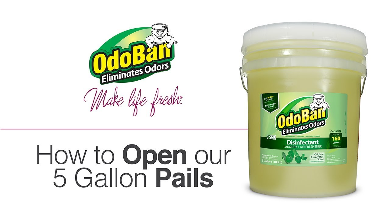 OdoBan Disinfectant and Odor Eliminator Multipurpose