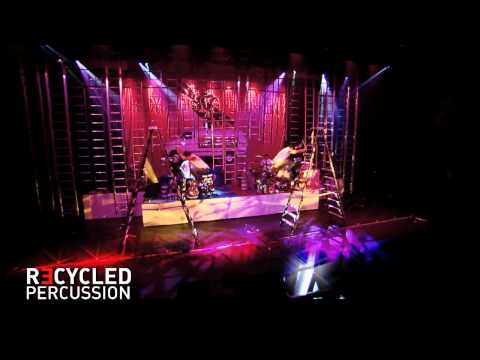 Recycled Percussion at Tropicana Las Vegas