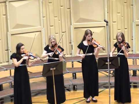 "Illiana String Ensemble ""Barber of Seville Overture"" - Gioachino Rossini"