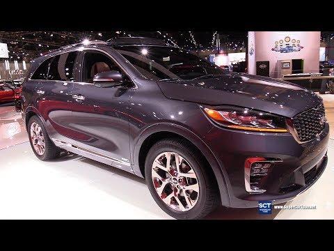2019 KIA Sorento SXL - Exterior and Interior Walkaround - 2018 Chicago Auto Show