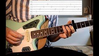 Michael Seyer - Lucky Love Guitar Lesson