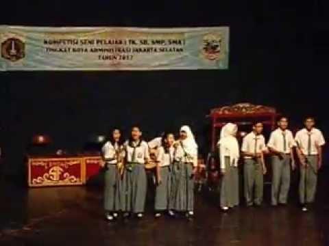 Vocal Group SMKN 8 Jakarta- Kopral Jono & Yamko Rambe Yamko