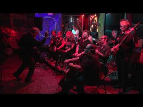 Walter Thompson Orchestra 6-9-17 Nublu, NYC