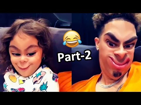 Austin And Elle Funny Snapchat Compilation #2 | The Ace Family
