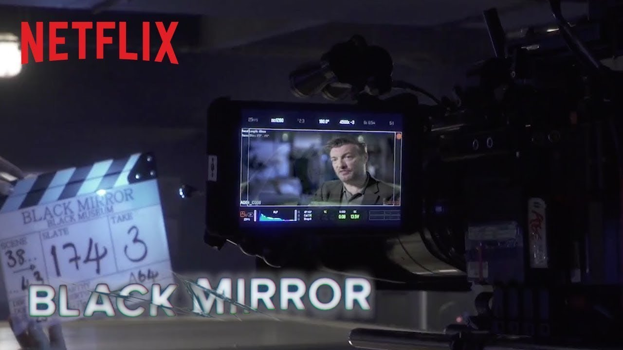 Black Mirror | Featurette: Season 4 | Netflix