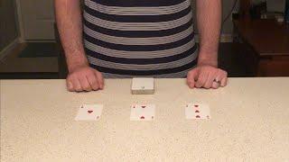 The Three Travelers Card Trick