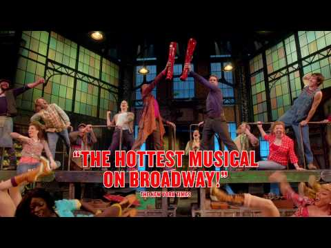 Kinky Boots Coming to Dallas Feb. 24-March 8, 2015!