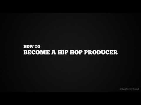 How To Become A Hip Hop Producer