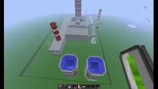 чернобыльская АЭС4й и 3й реакторы до взрыва(сдесь почти полноценная чернобыльская АЭС.не хватает тока пруда охладителя и первого и второго реактора(се..., 2012-08-29T08:38:40.000Z)