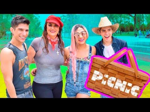 PICNIC FT LOLA LA TRAILERA │ Los Jonas Vloggers