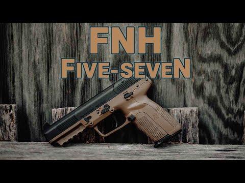 Pistol Review: FN Five SeveN