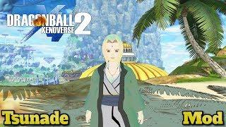 Dragon Ball Xenoverse 2 Tsunade Mod