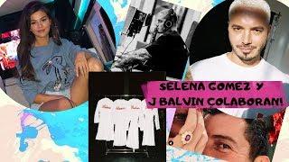 ¡Selena Gomez Colabora con J Balvin + Nicki Minaj Embarazada!? 😱
