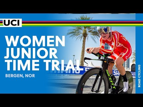 2017 UCI Road World Championships - Bergen (NOR) / Women Junior Time Trial