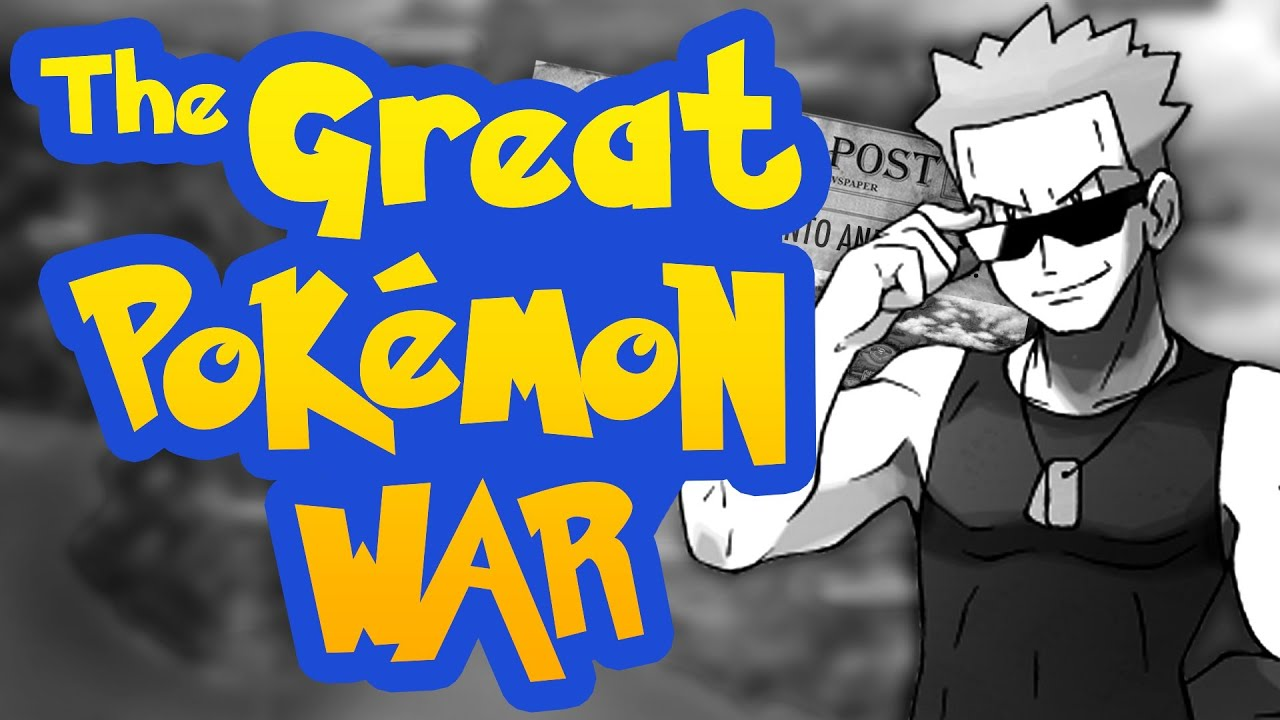 The Lost Pokemon War Of Kanto | www.pixshark.com - Images ...