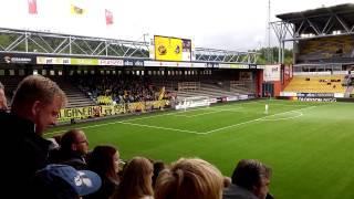 IF Elfsborg vs Randers FC Europa ligue 7/21/2015
