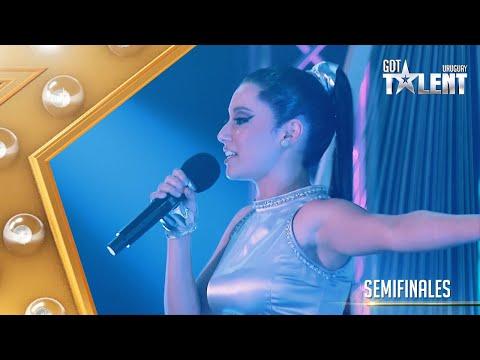 ¡ROAR! TAMARA sorprendió con un cover de Katy Perry