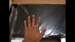 Lenovo Ideapad Y500 UNBOXING & TIPS... Part 1