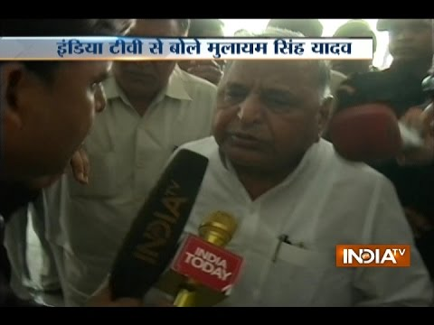 No Rift Between Akhilesh And Shivpal Yadav, Says Mulayam Singh Yadav