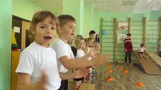 Школа здоровья для маленьких крымчан КЕРЧЬ 2018