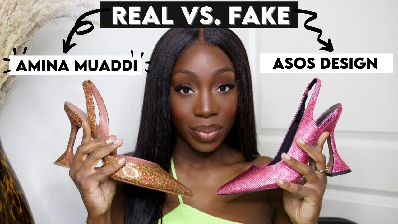 Which Heels Are More Comfortable To Wear? Cheap vs Expensive - Are Amina Muaddi Shoes Comfortable?