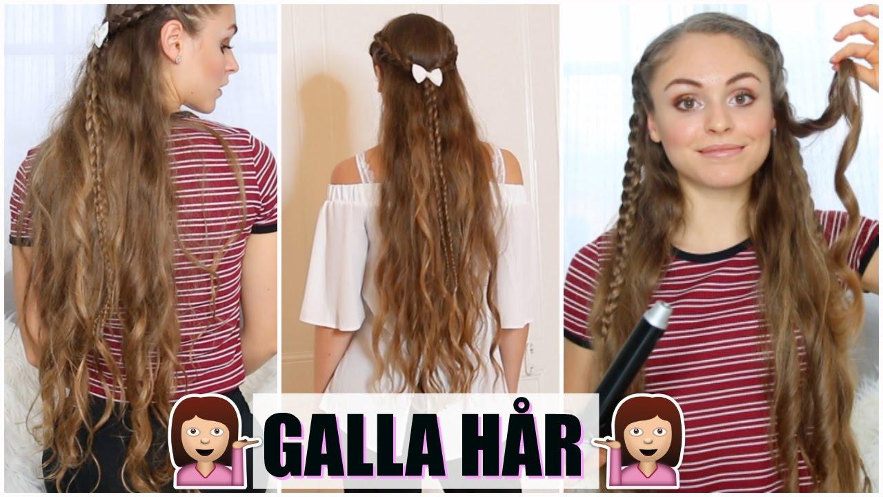 hår galla