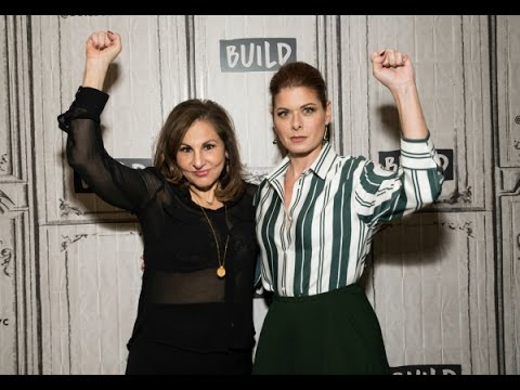 Kathy Najimy and Debra Messing Instagram Story