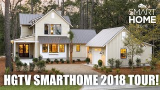 Ultimate HGTV Smart Home 2018 Tour! streaming