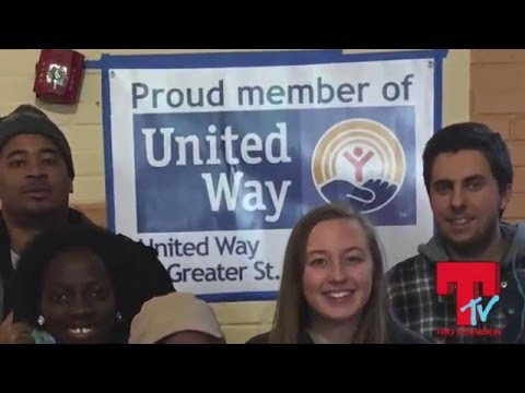 MLK Day Service Day with TRIO/SLB/BSEEC/United Way 2016