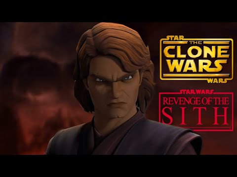 The Clone Wars Revenge Of The Sith Concept Trailer Youtube