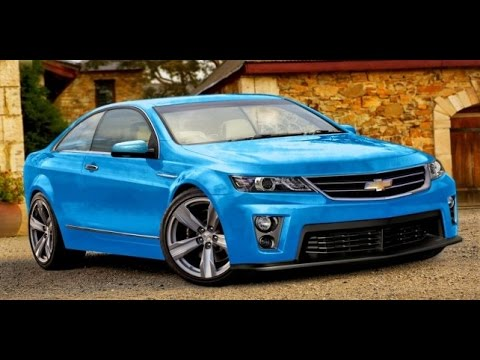 2017 Chevrolet Monte Carlo - YouTube