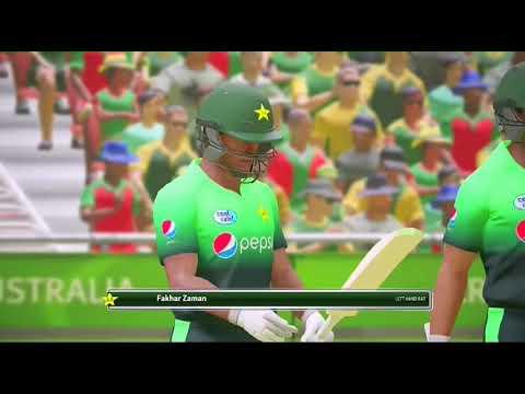 Ea Cricket 2019 Gameplay