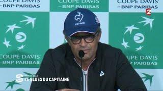 VIDÉO. Coupe Davis : Une finale, mais des maux de tête... Le tennis français en crise ?