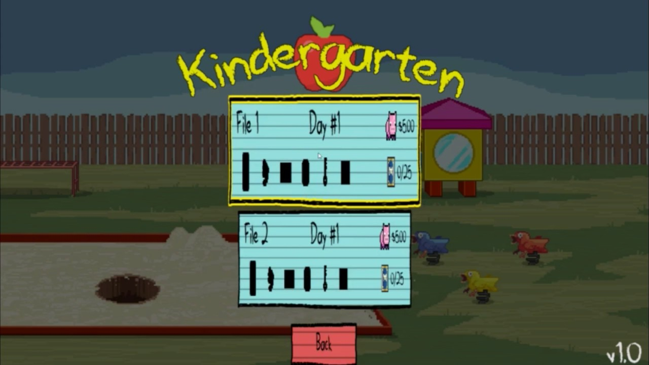 How to download and install free no steam Kindergarten v1.0 is work ...