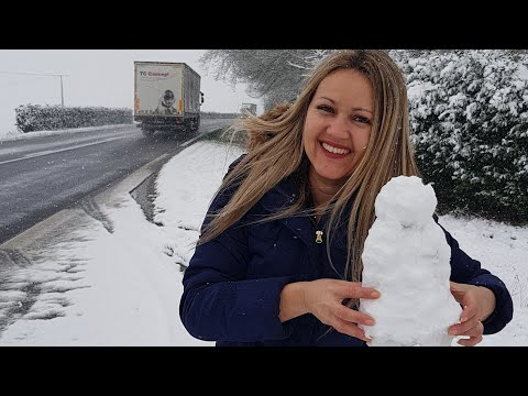Muita neve em França-top 20!video n°156