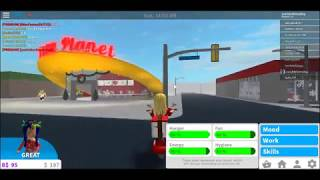 Life in roblox~~Welcome to bloxburg~~