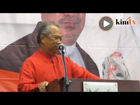 'Muka Najib macam takut, tak ceria'