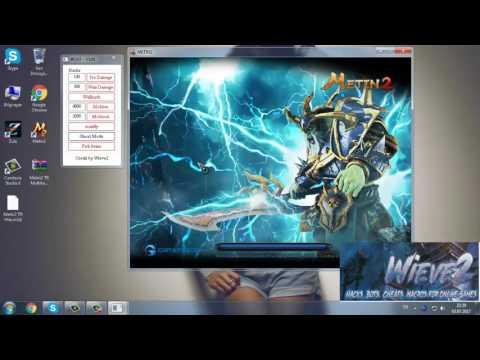 Download Metin2 Tr Steam 7x Prodamage Çekme Hilesi Multihack