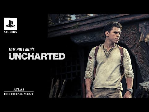 Uncharted The Movie (2021) Trailer Feat. Tom Holland & Mark Wahlberg | PlayStation Studios