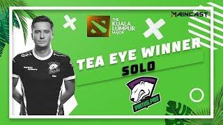 Tea Eye Winner: Solo может на всех вопросах