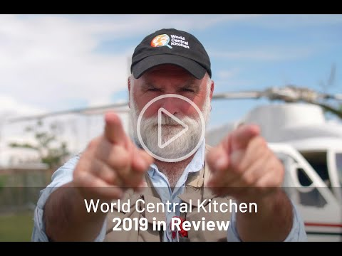 wine article World Central Kitchen 2019 in Review